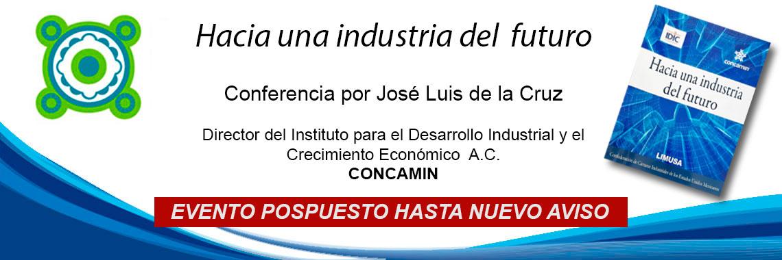 Conferencia de José Luis de la Cruz